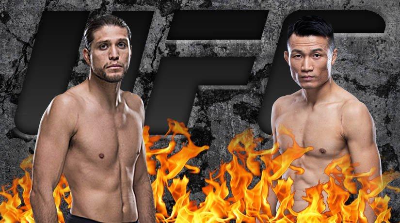 UFC: Brian Ortega vs Korean Zombie confirmed