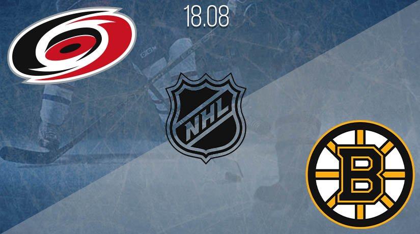 NHL Prediction: Carolina Hurricanes vs Boston Bruins on 18.08.2020