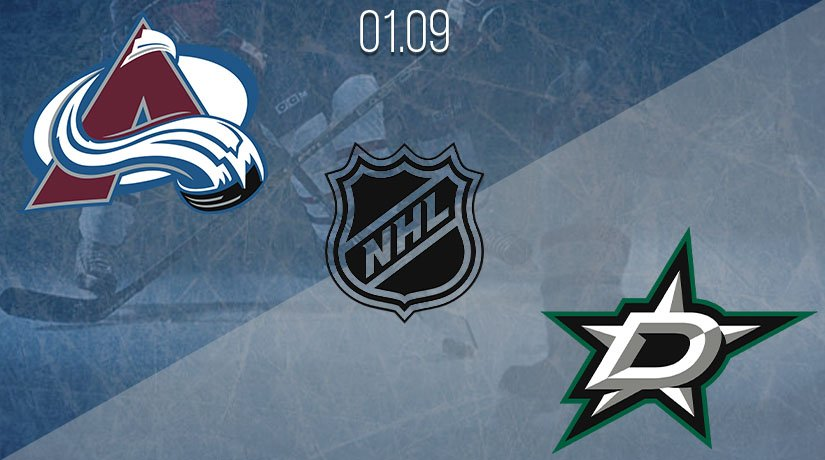 NHL Prediction: Colorado Avalanche vs Dallas Stars on 01.09.2020