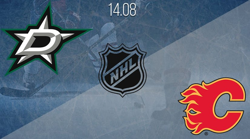 NHL Prediction: Dallas Stars – Calgary Flames on 14.08
