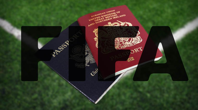 FIFA plans to amend the rules on changing football citizenship