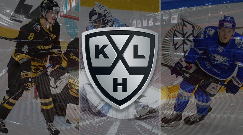 Three KHL clubs will start the season home games without fans