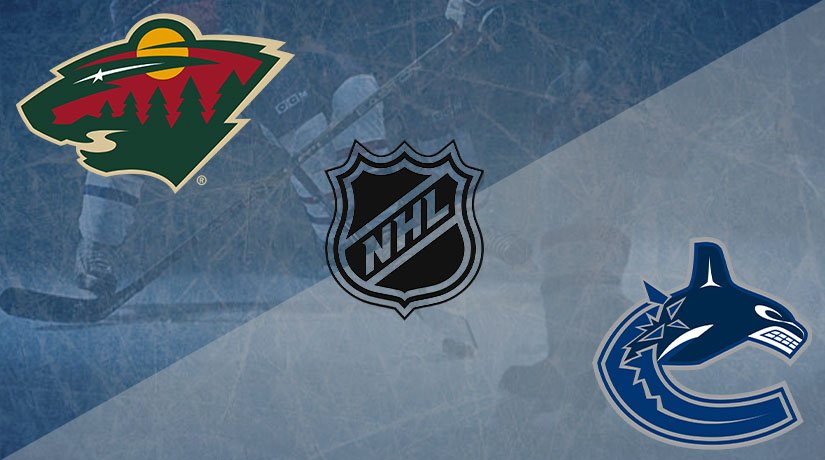 NHL Prediction: Minnesota Wild – Vancouver Canucks (07/08 North America, 08/08 Europe)