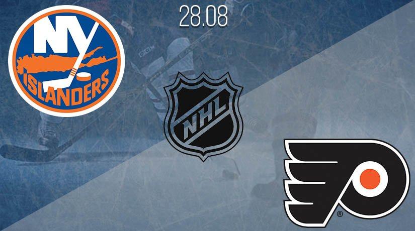 NHL Prediction: New York Islanders vs Philadelphia Flyers on 28.08.2020