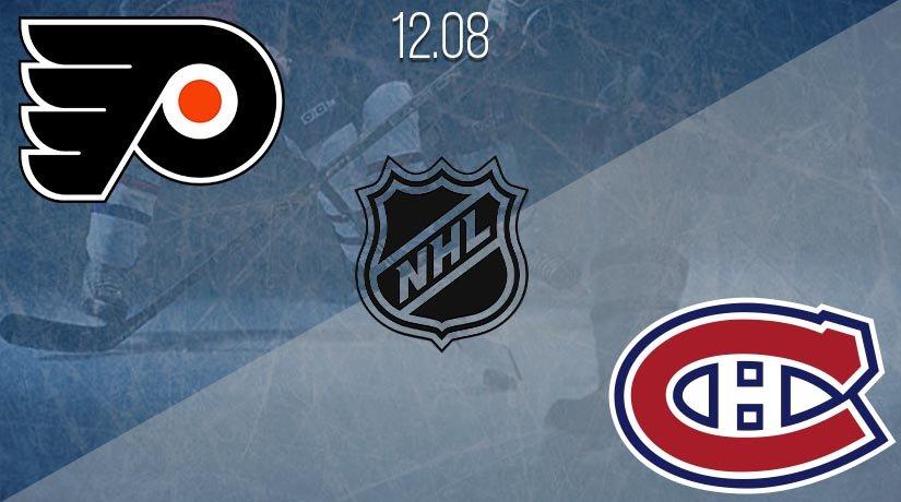 NHL Prediction: Philadelphia Flyers – Montreal Canadiens on 12.08.2020
