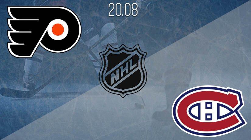 NHL Prediction: Philadelphia Flyers vs Montreal Canadiens on 20.08.2020