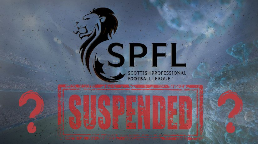 Scottish Premiership may be suspended