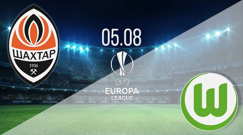 Shakhtar Donetsk vs Wolfsburg Prediction: UEL Match on 05.08.2020