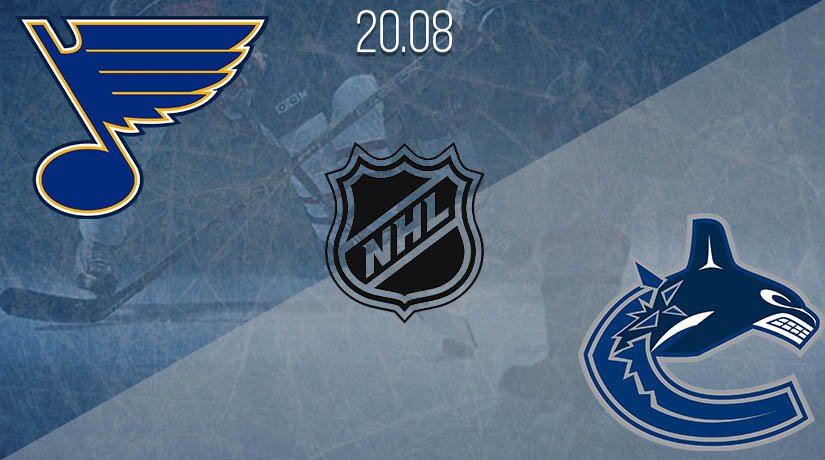 NHL Prediction: St. Louis Blues vs Vancouver Canucks on 20.08.2020