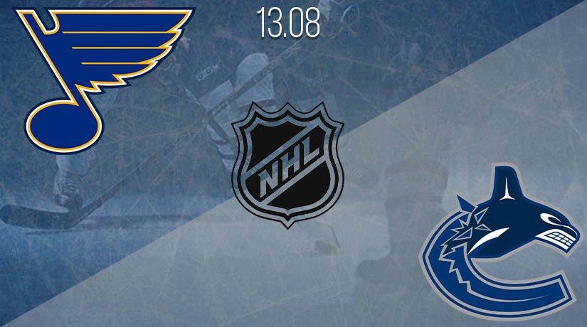NHL Prediction: St. Louis Blues – Vancouver Canucks on 13.08
