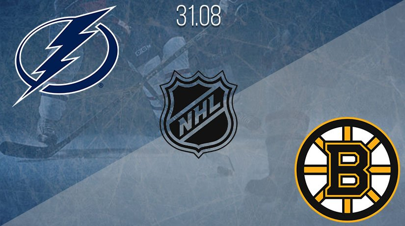 NHL Prediction: Tampa Bay Lightning vs Boston Bruins on 31.08.2020
