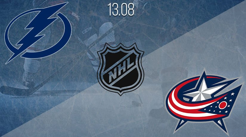 NHL Prediction: Tampa Bay Lightning – Columbus Blue Jackets on 13.08
