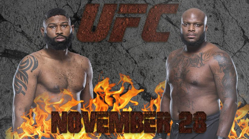 Curtis Blaydes and Derrick Lewis to fight at UFC on November 28