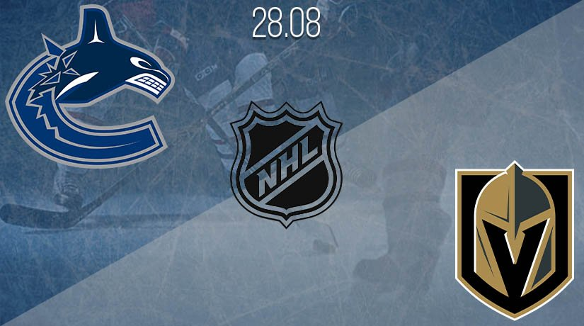 NHL Prediction: Vancouver Canucks vs Vegas Golden Knights on 28.08.2020