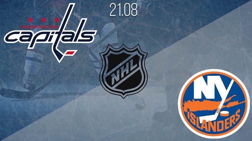 NHL Prediction: Washington Capitals vs New York Islanders on 21.08.2020