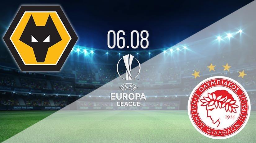 Wolverhampton Wanderers vs Olympiakos Prediction: UEL Match on 06.08.2020