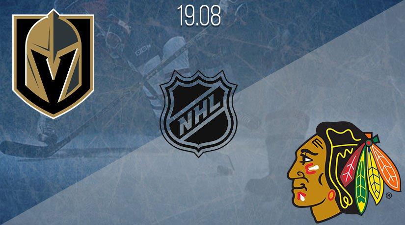 NHL Prediction: Vegas Golden Knights vs Chicago Blackhawks on 19.08.2020