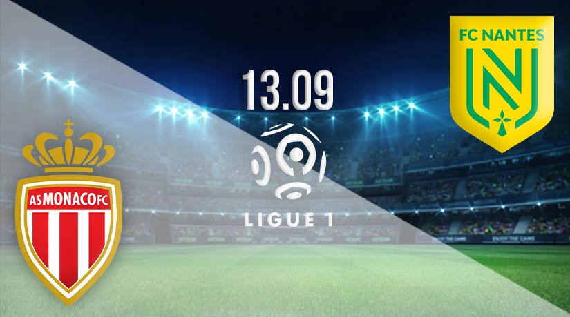 AS Monaco vs Nantes Prediction: Ligue 1 on 13.09.2020