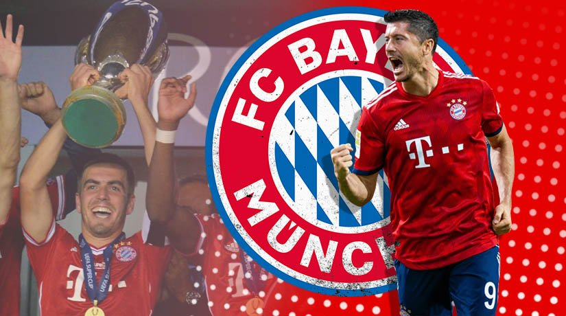 Bayern beat Sevilla to win the UEFA Super Cup for the second time in history