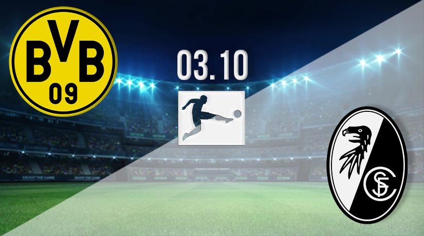 Borussia Dortmund vs Freiburg Prediction: Bundesliga Match on 03.10.2020