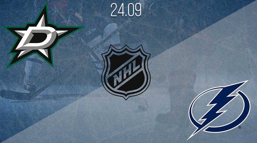 NHL Prediction: Dallas Stars vs Tampa Bay Lightning on 24.09.2020
