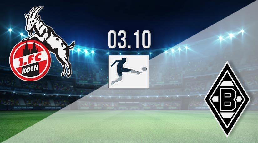 FC Köln vs Borussia Monchengladbach Prediction: Bundesliga Match on 03.10.2020