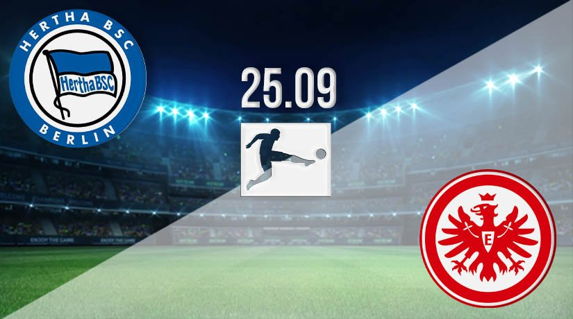 Hertha Berlin vs Eintracht Frankfurt Prediction: Bundesliga Match on 25.09.2020
