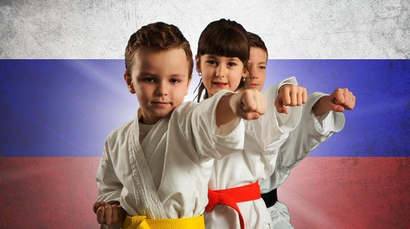 Russia might start teaching karate at schools