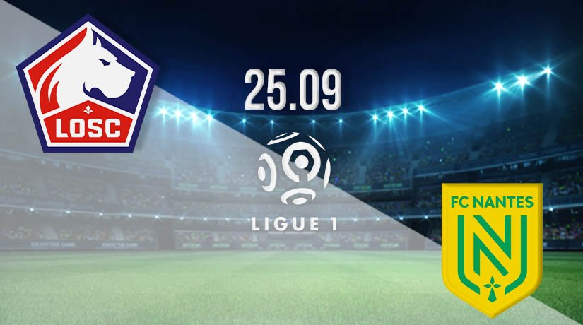 Lille vs Nantes Prediction: Ligue 1 Match on 25.09.2020