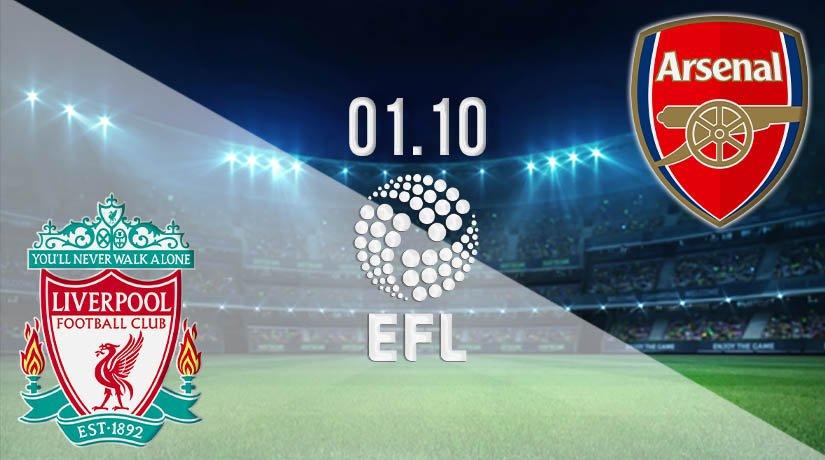 Liverpool vs Arsenal Prediction: EFL CUP on 01.10.2020
