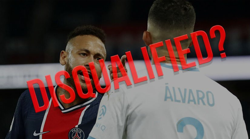 Neymar and Gonzalez May Be Disqualified for the Season