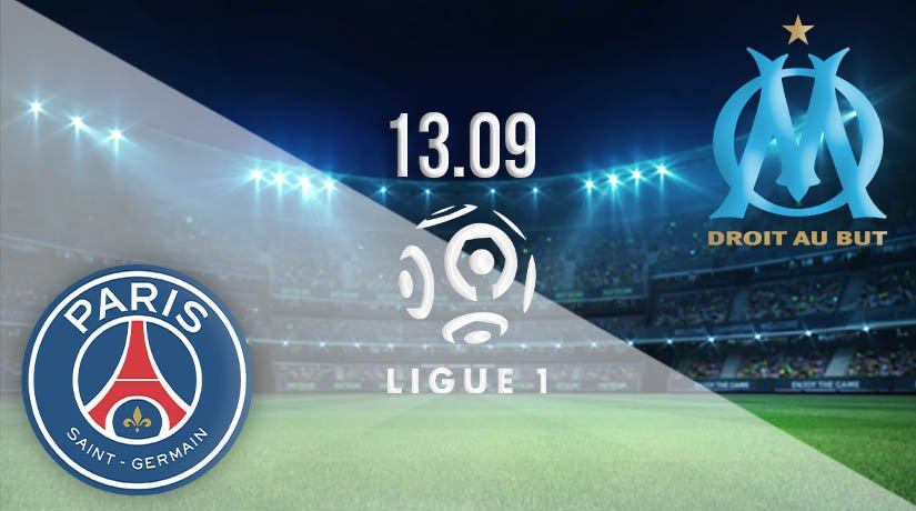 PSG vs Marseille Prediction: Ligue 1 on 13.09.2020