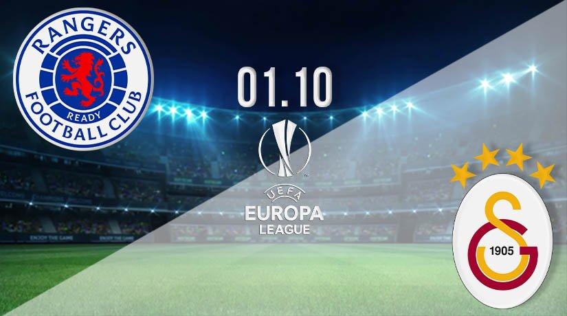 Rangers vs Galatasaray Prediction: Europa League Match on 01.10.2020