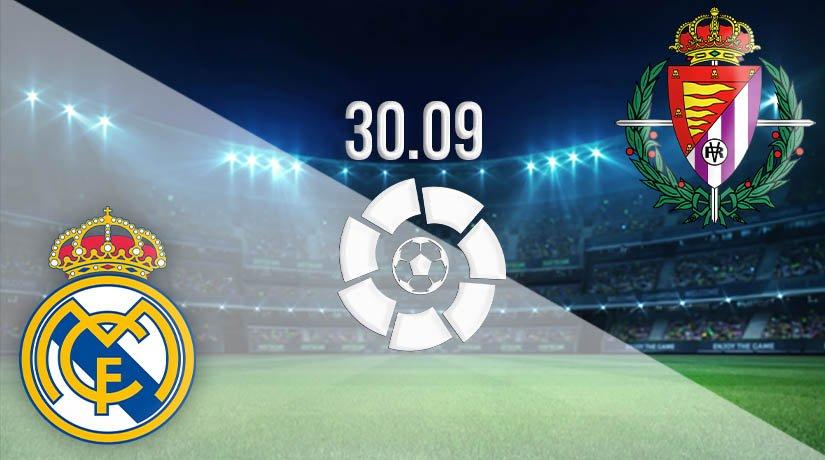 Real Madrid vs Valladolid Prediction: La Liga Match on 30.09.2020