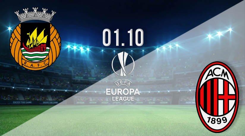 Rio Ave vs AC Milan Prediction: Europa League Match on 01.10.2020