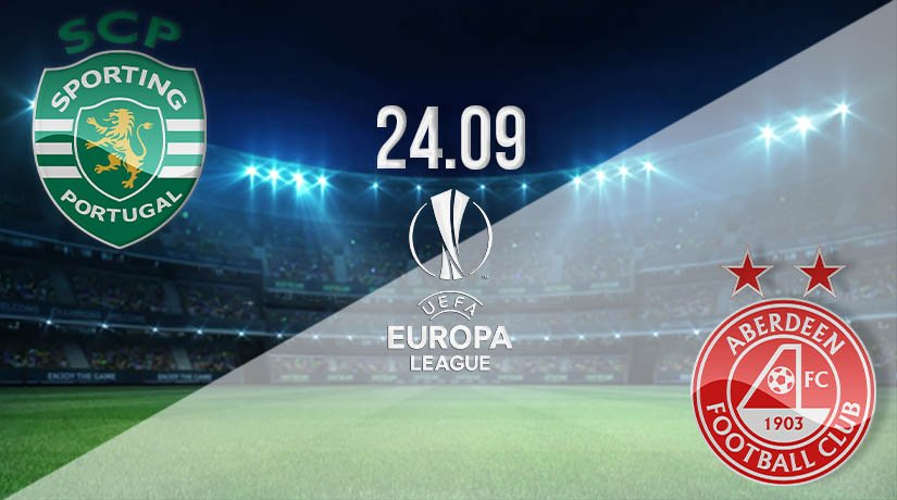 Sporting Lisbon vs Aberdeen Prediction: Europa League Match on 24.09.2020