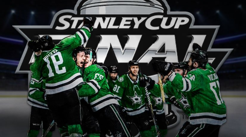 NHL: Dallas Stars Win in Overtime, Will Play in Stanley Cup Finals For the First Time in 20 years