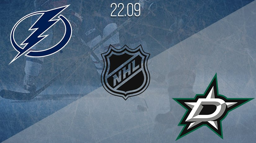 NHL Prediction: Tampa Bay Lightning vs Dallas Stars on 22.09.2020