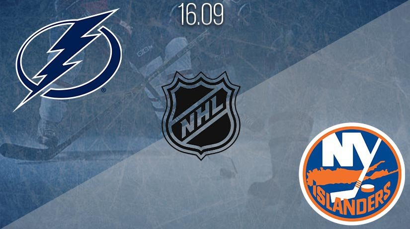 NHL Prediction: Tampa Bay Lightning vs New York Islanders on 16.09