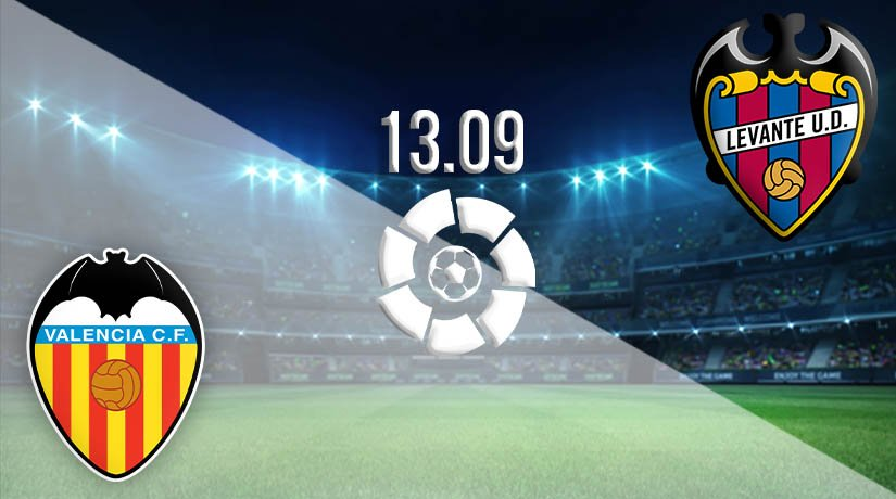 Valencia vs Levante Prediction: La Liga on 13.09.2020