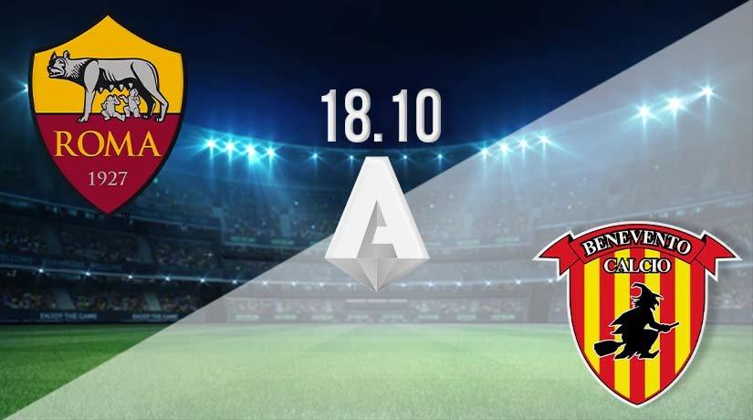 AS Roma vs Benevento Prediction: Serie A Match on 18.10.2020