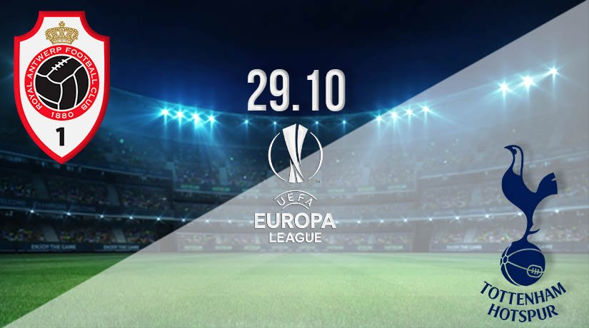 Antwerp Vs Tottenham Hotspur Uefa Europa League 29 10 2020 22bet
