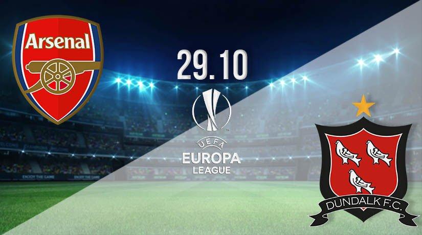 Arsenal vs Dundalk Prediction: UEFA Europa League on 29.10.2020
