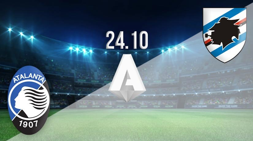 Atalanta vs Sampdoria Prediction: Serie A Match on 24.10.2020
