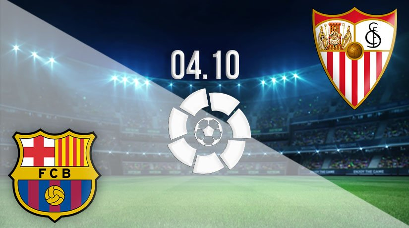 Barcelona vs Sevilla Prediction: La Liga Match on 04.10.2020