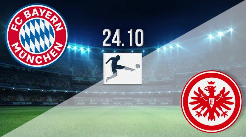 Bayern Munich vs Frankfurt Prediction: Bundesliga Match on 24.10.2020