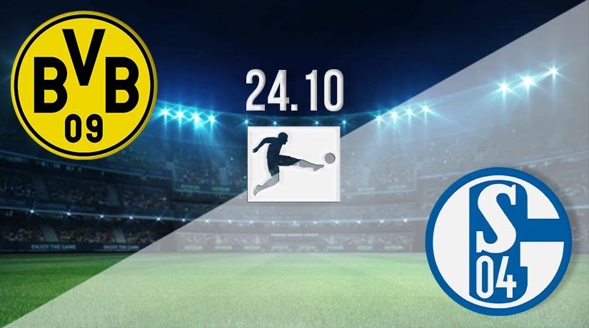 Borussia Dortmund vs Schalke Prediction: Bundesliga Match on 24.10.2020