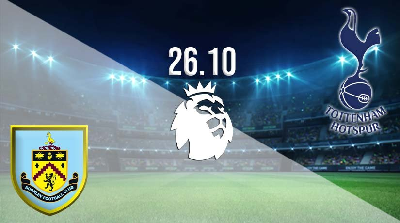 Burnley vs Tottenham Hotspur Prediction: Premier League Match on 26.10.2020