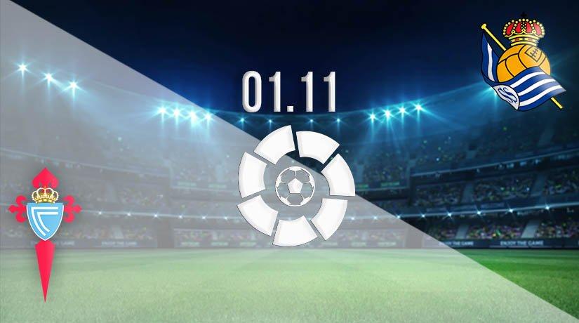 Celta Vigo vs Real Sociedad Prediction: La Liga Match on 01.11.2020