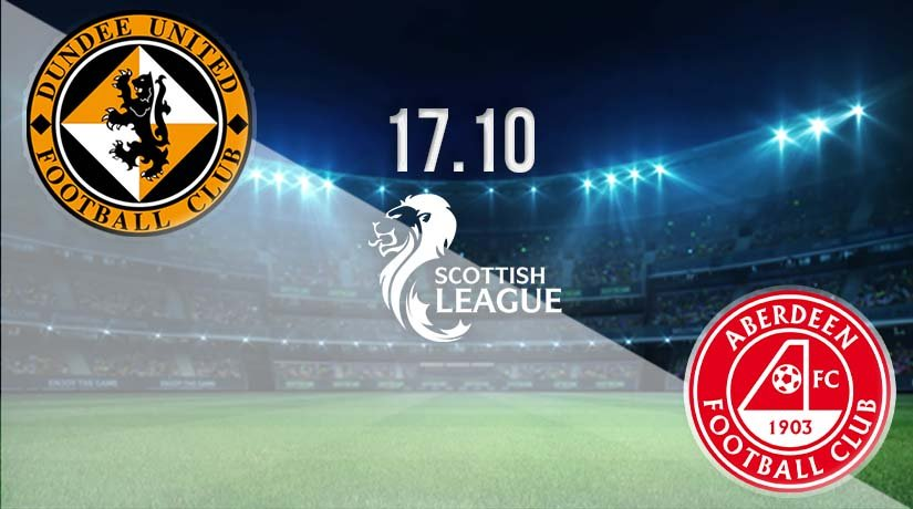 Dundee Utd vs Aberdeen Prediction: Scottish Premiership on 17.10.2020